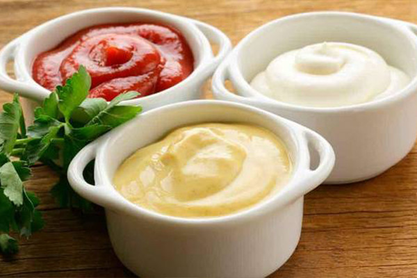 Oil and Condiments
